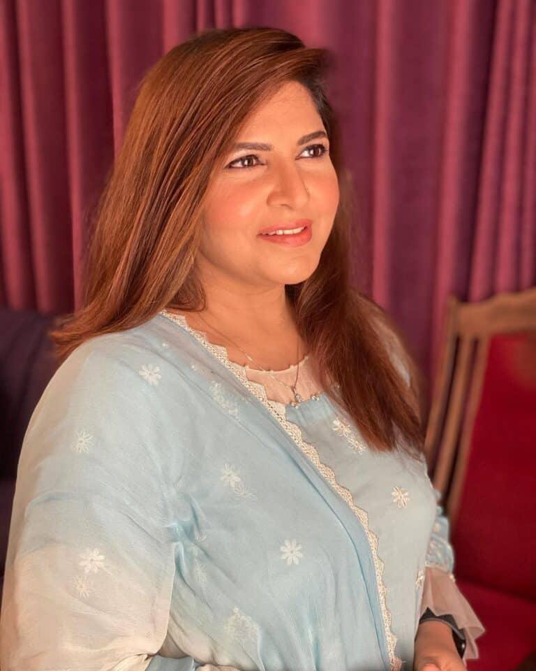 Shagufta Ejaz Wiki: Age, Biography, Family, Daughters, Husband, Instagram, Facebook